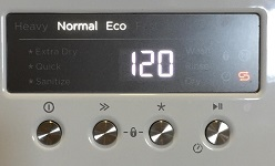 fisher-paykel-dd60schw9-normal-eco minutes